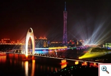 Pearl River Night View